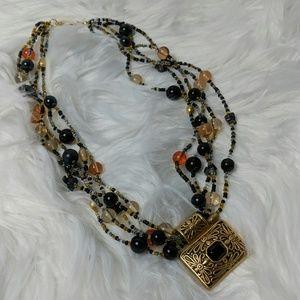 Handmade Jewelry - Handmade Beaded Necklace